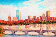 #BOSTON  Although at the level of international allure is certainly second to other cities overseas, if you ask an American what is the cultural and scientific capital of the United States almost certainly will not have doubts: Boston.  #YOURCityYOURCapital #USA