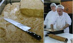 Travail de la pâte