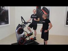 Introduction to the Bowflex Max Trainer® - YouTube Bought one!