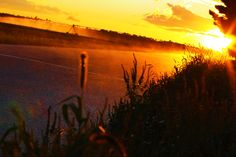 Steamy Sunset by Tim Krause, via 500px