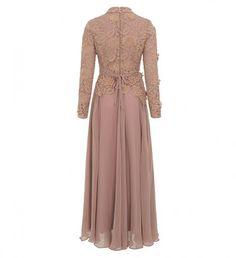 Rose Maya Evening Gown
