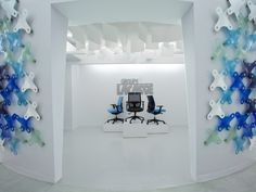 Group LaCasse Showroom | Installations | 3form