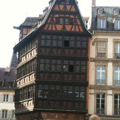 """""""Maison Kammerzell"""", Strasbourg, France. -  1427"""