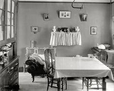 tenement kitchen.