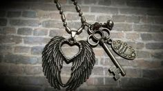 Follow Your Dreams Necklace www.facebook.com / skullsandstones