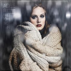 Adele & knitwear - what more could you want?