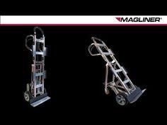 Magliner Appliance Truck - YouTube Appliances, Trucks, Youtube, Wheelbarrow, Gadgets, Accessories, Home Appliances, Truck, Youtubers