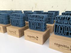 Cognitio - 3D printed trophy - corporate gifts