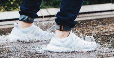 Ako si vybrať tenisky, ktoré pri športe prinavracajú energiu? - Akčné ženy Best Water Shoes, Water Shoes For Men, Running Shoes For Men, White Sneakers Outfit, Best Sneakers, Sneakers Fashion, Green Sneakers, Shoes Sneakers, Sneakers Sale
