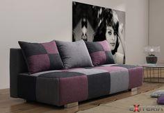 Rozkladacia pohovka Virginia, množstvo farebných variantov #sofa #divan #settee #couch