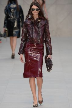 FALL 2013 READY-TO-WEAR  Burberry Prorsum