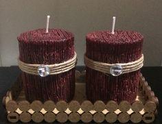 8-Vela/bougie/candle/kerzen