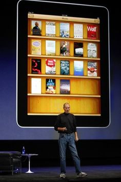 U.S. Warns Apple, Publishers on E-Book Pricing
