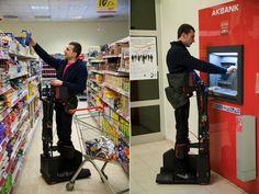 A cadeira de rodas do futuro já chegou – Update or Die!