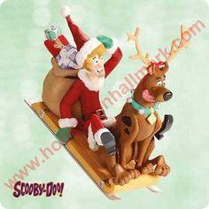 2003 Holiday Adventure, Scooby-Doo