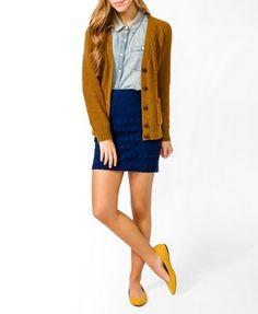Macramé Skirt   FOREVER 21 - 2000049976