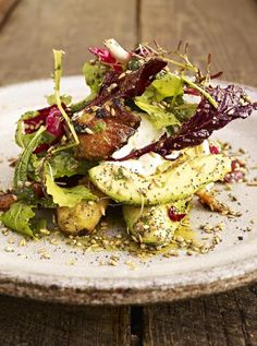 Moroccan Carrot Salad | Vegetables Recipes | Jamie Oliver Recipes