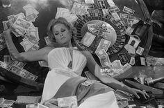 Photo d'actualité : Swiss actress and sex symbol Ursula Andress on...