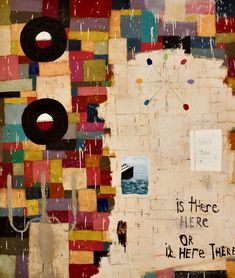 Squeak Carnwath, Is Here There