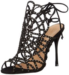 Schutz Women's Kalana Dress Sandal ^^ Quickly view this special  product, click the image : Lace up sandals