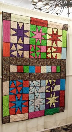 May 8 - Today's Featured Quilts - 24 Blocks