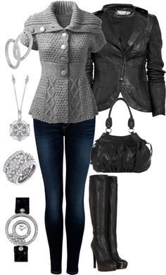 """""""Casual"""" by manda3482 on Polyvore... Cute top!"""