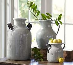 Decorative Vases & Faux Flowers | Pottery Barn