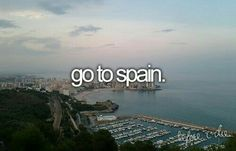 To Spain !