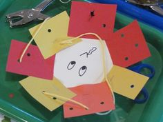 Fine motor turkeys - Pinned by @PediaStaff – Please visit http://ht.ly/63sNt for all (hundreds of) our pediatric therapy pins