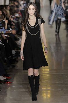 See the complete Jill Stuart Fall 2008 Ready-to-Wear collection.