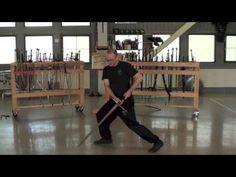 Learn quarterstaff fighting videos
