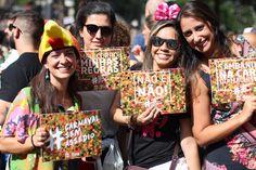 O Catraca Livre lança a campanha #CarnavalSemAssédio, idealizada em parceria com a revista AzMina, os movimentos #AgoraÉQueSãoElas e Vamos Juntas?, o Bloco Mulheres Rodadas, a advogada de direitos humanos Andrea Florence e a arquiteta e urbanista Marília Ferrari.