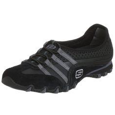 Skechers Women's Point Blank Sneaker.Freakin love these