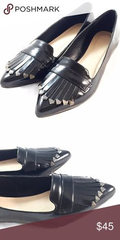 Black pointy toe ASOS flats. Beautiful and very comfortable. Perfect condition. ASOS Shoes Flats & Loafers