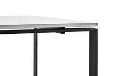 Gravelli coffee table Lucca mini by Gravelli Lucca, Coffee Tables, Rum, Concrete, Desk, Mini, Inspiration, Furniture, Home Decor