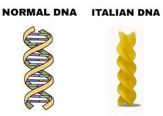 Italian DNA