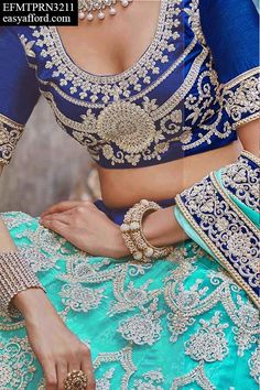 Exotic Sky Blue Blue Bridal Lehenga For Buy Call or Whatsapp 08968017642, 07837798330 or  Click this link Below http://easyafford.com/lehanga/402-exotic-sky-blue-blue-bridal-lehenga-.html