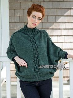 66 Ideas Crochet Patterns For Women Ponchos Free Knitting Poncho Knitting Patterns, Knitted Poncho, Easy Knitting, Crochet Shawl, Knitting Stitches, Easy Crochet, Knitting Machine, Crochet Toys, Models