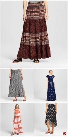 Shop Target for maxi skirts you will love at great low prices. Free shipping on orders of $35+ or free same-day pick-up in store.
