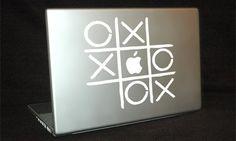 Vinyl Diecut laptop sticker