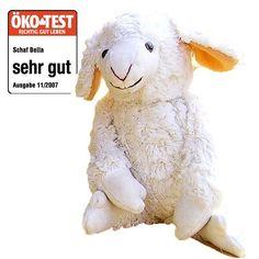 Schaf Bella Schmusetier von Kallisto bei Grünes Spielzeug.de
