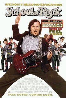 A wannabe rock star in need of cash poses as a substitute teacher at a prep school, and tries to turn his class into a rock band.