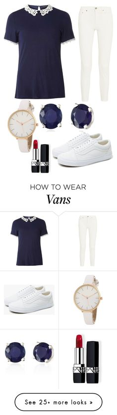 """""""Daisy Rachel 11"""" by hannah-graves on Polyvore featuring Dorothy Perkins, Acne Studios, Effy Jewelry, Vans and Christian Dior"""