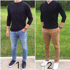 New Ideas For Sport Men Outfit Moda Masculina Mens Style Guide, Men Style Tips, Style Ideas, Stylish Men, Men Casual, Man Style Casual, Trendy Fashion, Mens Fashion, Fashion Trends