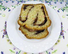 Cozonac de Post cu Nuca - poza 4 French Toast, Breakfast, Food, Morning Coffee, Essen, Meals, Yemek, Eten