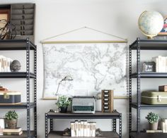 Industrial Office Shelving featured