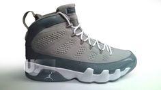 """1019bdafaa7a Air Jordan 9 Retro """"Cool Grey"""" 2012 Air Jordan Retro 9"""