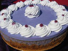 Taro Cream Cheesecake