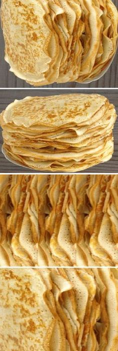 (notitle) - Crepas cupcakes, muffins y wafles - - Crepes Recipe - Muffins, Cupcakes, Crêpe Recipe, Tapas, Chocolate Bread Pudding, Banana Pudding Recipes, Dairy Free Diet, Food Wishes, Tasty Bites