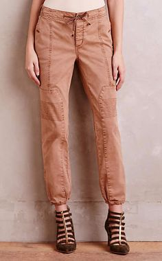 Utility Joggers #anthrofave